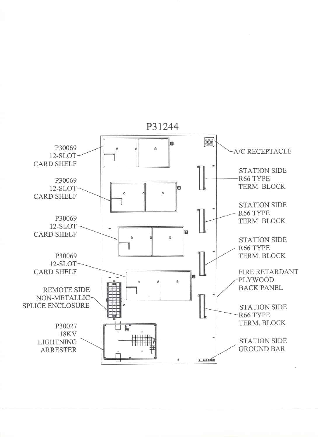 P31244 Turnkey Protection Packages – 12 slot PDF thumbnail