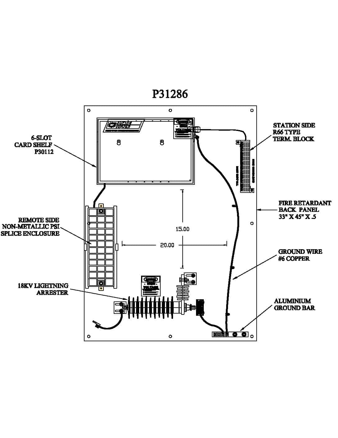 P31286 Turnkey Protection Packages - 6 slot PDF thumbnail