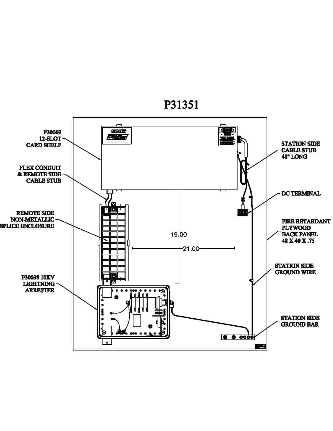 P31351 Turnkey Protection Packages – 12 slot PDF thumbnail