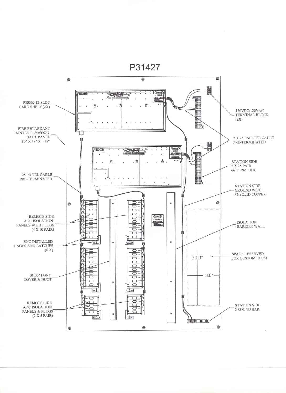 P31427 Turnkey Protection Packages – 12 slot PDF thumbnail