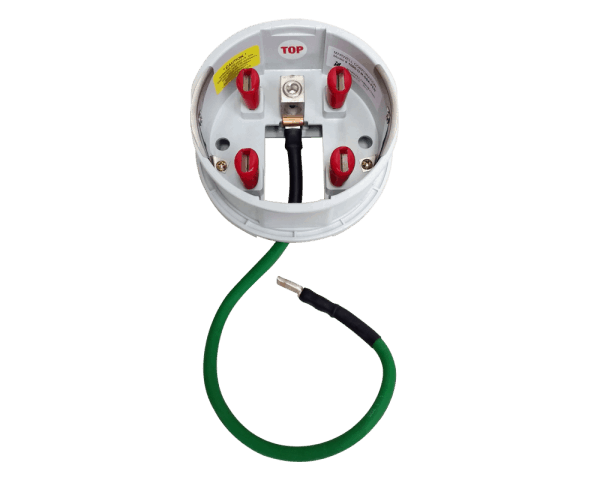 lever bypass adapter is designed to connect the RESTORE-LITE® meter head cord.